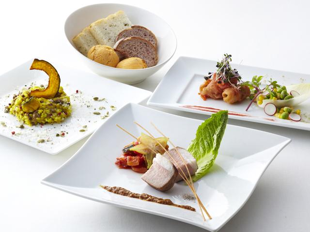大阪駅周辺5ホテル共同ランチ企画 「夏の味めぐり」コース
